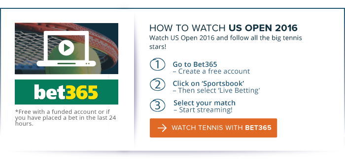 Live Streaming Tennis 2016